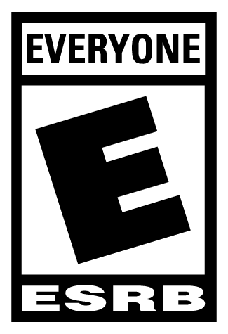 ESRB rating E for Everyone